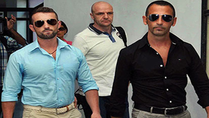 4 Italian marines refuse to come to India for deposition
