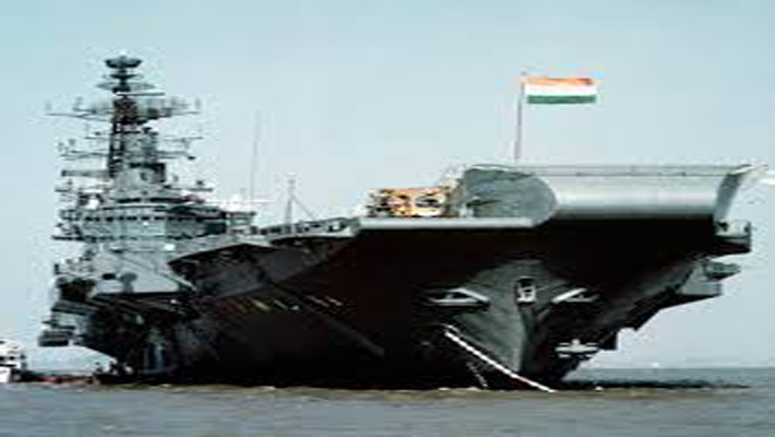 India launches first indigenously developed aircraft carrier INS Vikrant