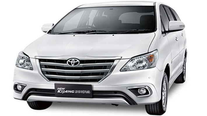 India-bound Toyota Innova facelift launched in Indonesia