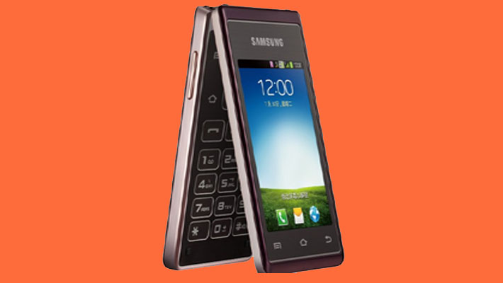 Samsung W789 with android OS will be a fitting comeback for flip phones