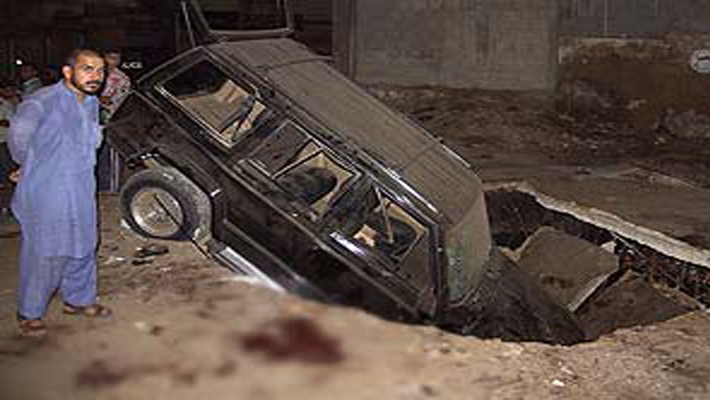 28 people killed in series of attacks across Pakistan