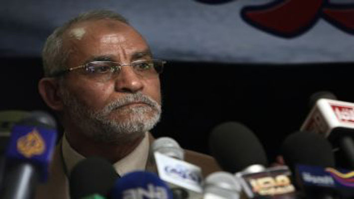 Brotherhood leaders to go on trial in Egypt