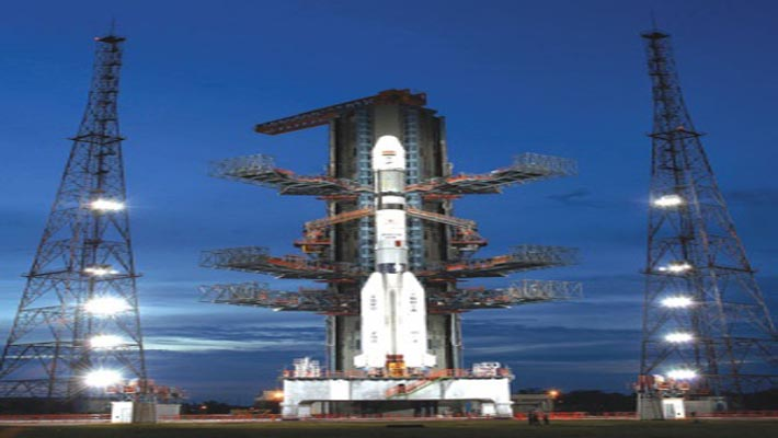 Countdown for GSLV-D5 launch to begin at 11.50 AM Today