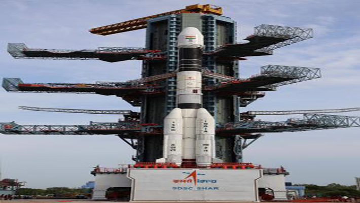 GSLV D-5 with advance comm. satellite to be launched from Sriharikota this evening