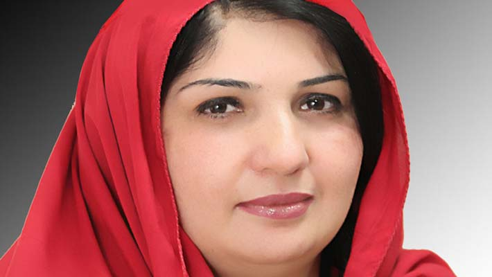 Awami National Party leader Najma Hanif shot dead in Pakistan