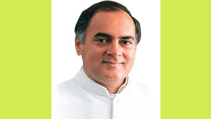 Nation pays tributes to former PM Rajiv Gandhi on 69th birth anniversary