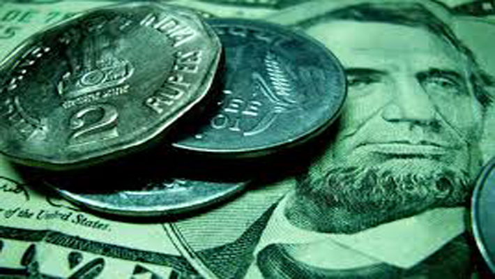 India's foreign exchange reserves falls