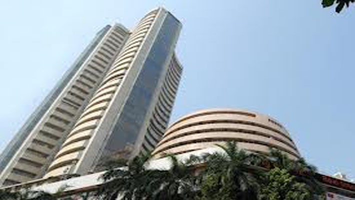 Sensex up 134 points in afternoon trade