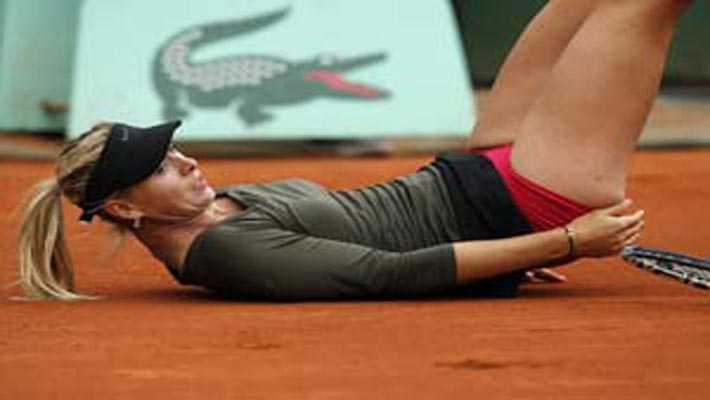 Maria Sharapova pulls out of US Open with shoulder injury