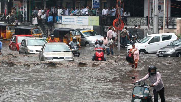 Heavy rains lash several parts of north India; 11 people killed in rain related incidents in UP