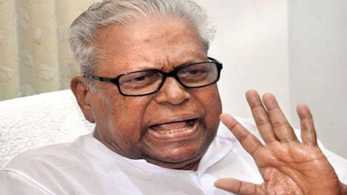 V.S lashes out at govt on granting bail to Joppan, Shalu