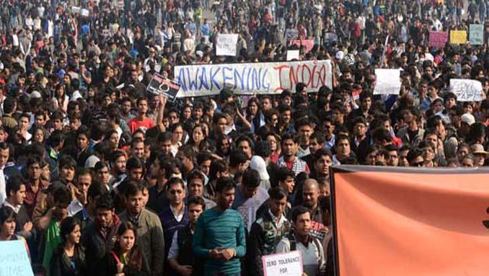 Delhi gang-rape: 'Innocent!', shouted rapists; judge mulls sentence