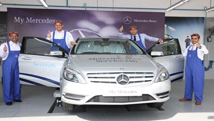 Benz India launches all-new 'My Mercedes'