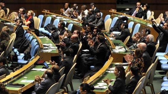 Saudi Arabia turns down membership of UNSC