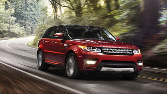 Range-Rover Sport launched in India