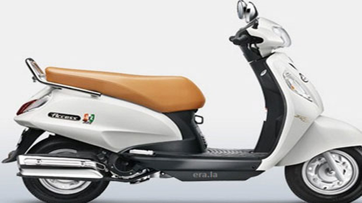 Human edition of Suzuki Access launched