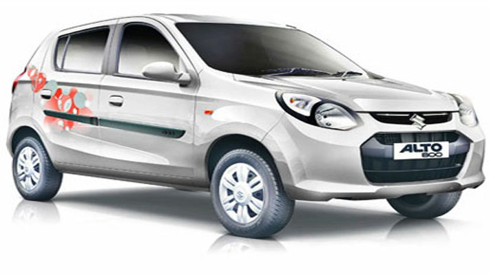 At Rs 3.12 lakh, Maruti Alto 800 Anniversary Edition launched
