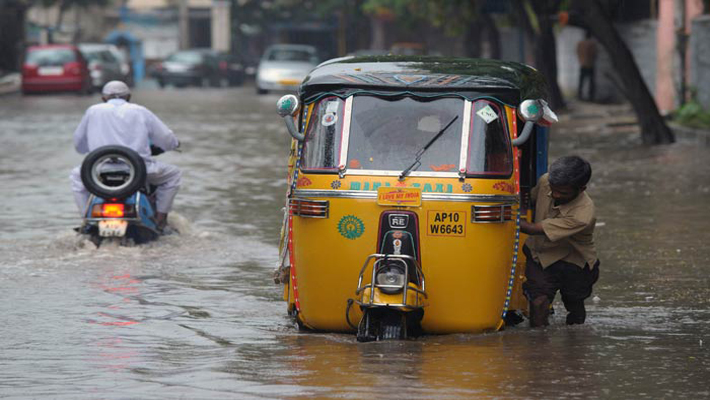 Death toll due to heavy rains in AP rises to 12