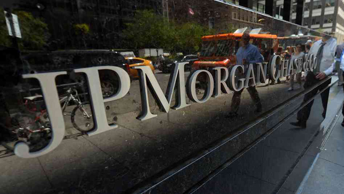 JP Morgan likely to be fined a record 13 billion dollars