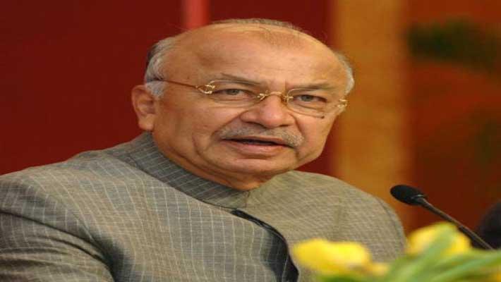 Gujarat CM Modi provided with adequate security: Shinde