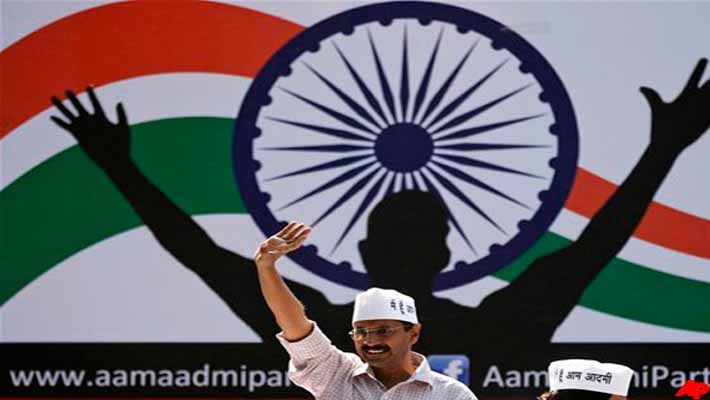 AAP rules out withdrawing candidates in Delhi polls figuring in sting operation