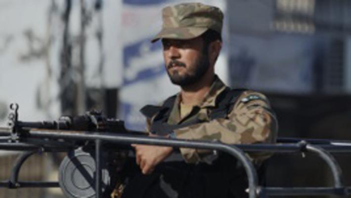 Pakistan imposes curfew garrison city of Rawalpindi after clashes