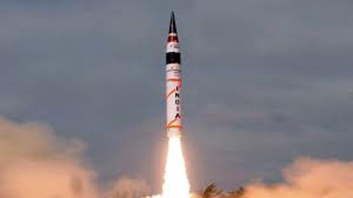 Agni-1 missile test fired from Wheeler Island off Odisha coast