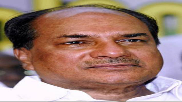 Antony to visit Russia to commission INS Vikramaditya & for defence talks