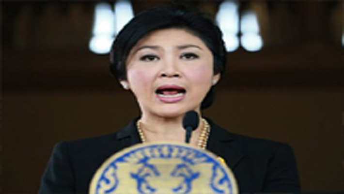 Thai PM rules out early election
