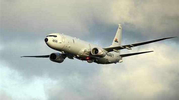 Boeing delivers second P-8I aircraft to India