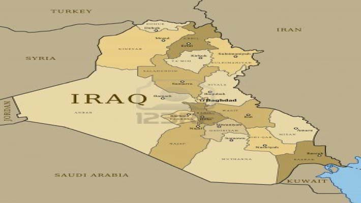 3 soldiers killed, 5 wounded in Iraq suicide car bomb attack