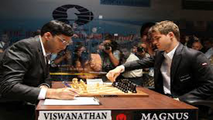 World Chess, Chennai: Anand and Carlsen to resume 3rd game today