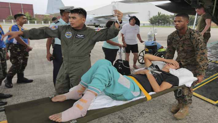 Death toll from Typhoon Haiyan rises over 5,000