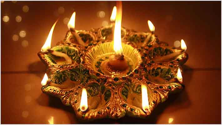 Diwali being celebrated with traditional fervor & zeal across India