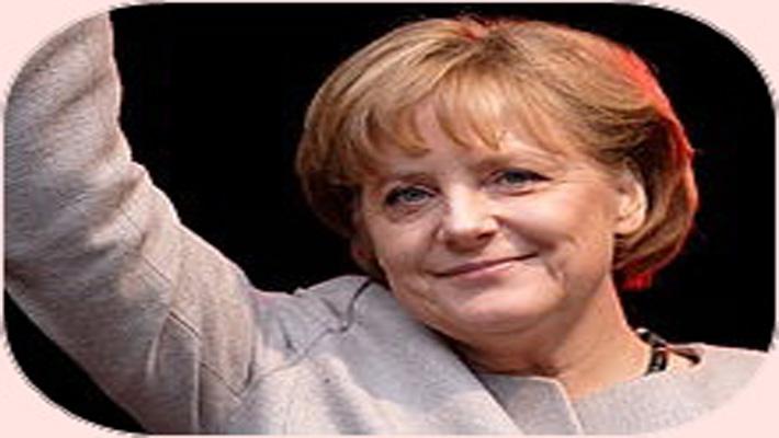German Chancellor Merkel nominated for Indira Gandhi Prize