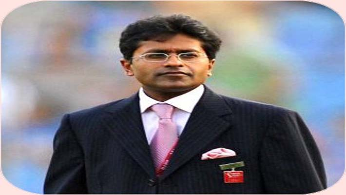Lalit Modi's legal counsel lodges an FIR against BCCI President N Srinivasan and his son-in-law in Jaipur