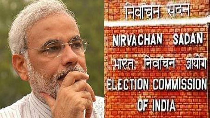 Election Commission grants four more days to Modi to reply on poll code violation