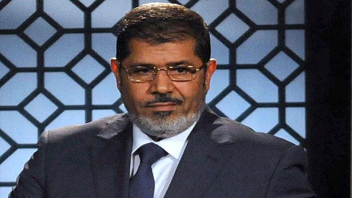 Morsi likely to meet lawyers, political figures over reconciliation between Muslim Brotherhood & military-backed interim govt