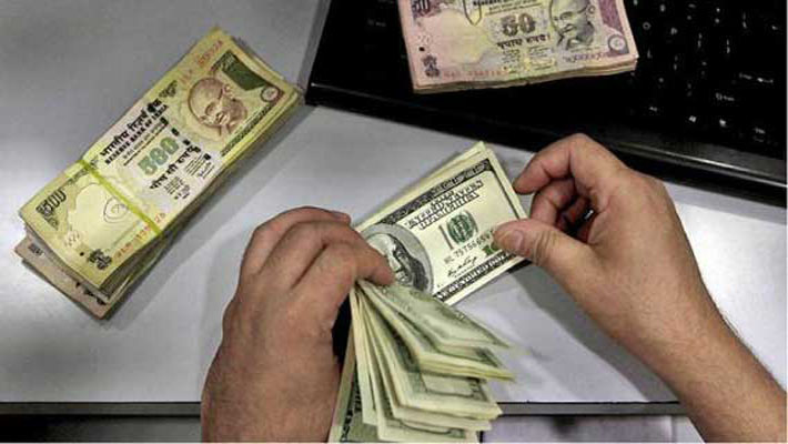 India's forex reserves up at $283.57 bln as of 15th Nov