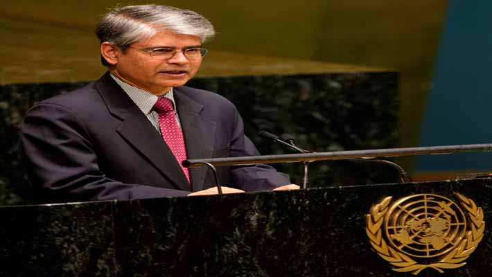 India makes strong call for early UNSC reforms
