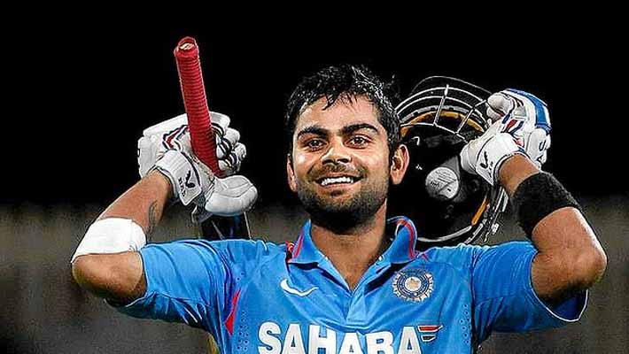 Virat Kohli becomes fastest batsman to score 5000 runs in ODIs