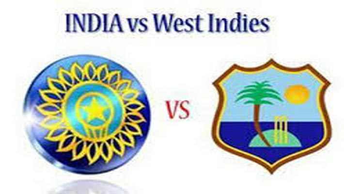 India-WI final Test: Sachin scores majestic 74; India 413 for 7 at Tea