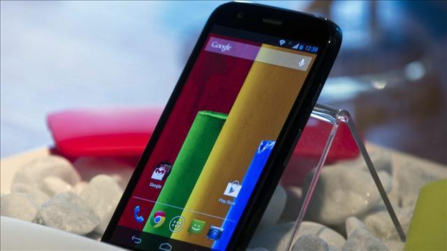 Google selling Motorola phone business to Lenovo for $2.9 billion