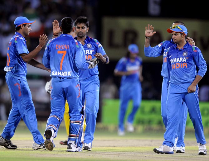 India rout South Africa by 124 runs, take 3-0 lead in 6-game ODI series