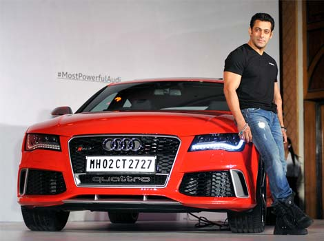 Audi launches RS 7 at Rs. 1.3 cr, unveils A3 plans