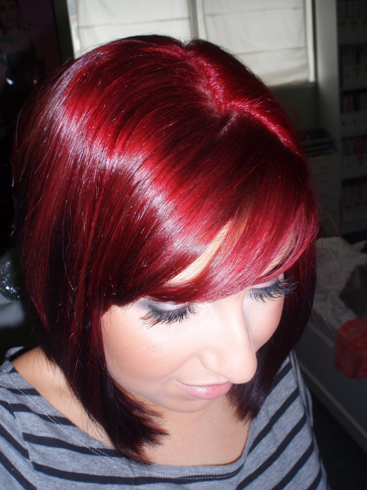 Trends for hair colouring at home