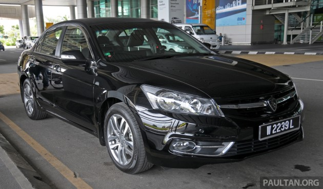 Proton Doesn't Believe In Re-Badging