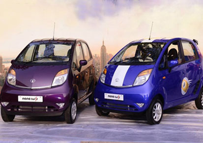 New Tata Nano Twist launched at Rs 2.36 lakh