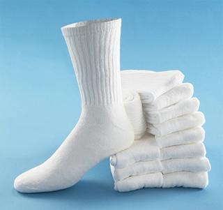 Tips To Wash White Socks