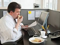Is desk job making you fat?
